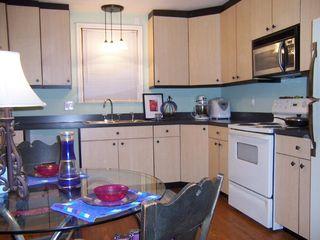 Kitchen adoption photos