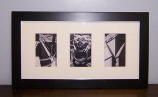 JoY framed